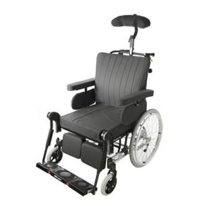 Инвалидная коляска Invacare Rea Azalea MAX (функциональная, пассивная, усиленная)