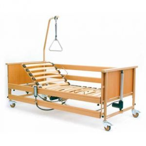 Медицинская кровать с электроприводом Burmeier Economic II