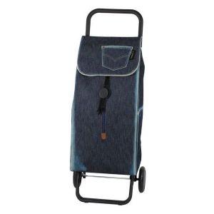 Сумка-тележка Garmol Jeans на шасси Two