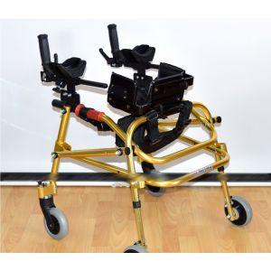 Ходунки на 4-х колесах для больных дцп с подлокотной опорой HMP-KA 1200