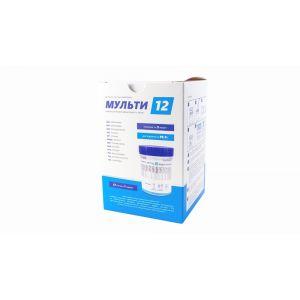 Мультитест (тест-контейнер) на 12 видов наркотиков
