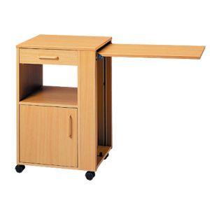 Медицинская тумбочка с прикроватным столиком Nati41(Hermann)