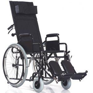 Кресло-коляска с высокой спинкой BASE 155