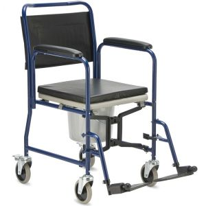 Кресло-каталка с туалетным устройством Ortonica TU-34