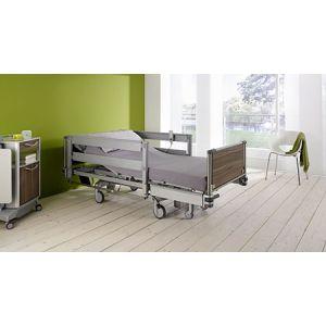Медицинская кровать с электроприводом Stiegelmeyer Vertica