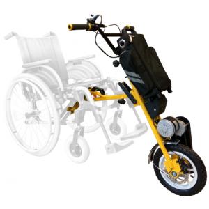 Электрическая приставка к инвалидной коляске Ангел-Соло №1