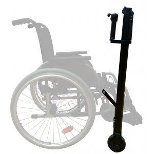 Электрическая приставка к инвалидной коляске Ангел-Соло №2
