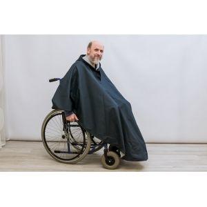 Дождевик для инвалидной коляски