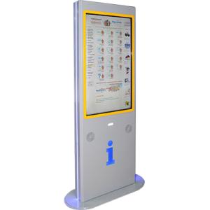 Сенсорный информационный терминал INFO-VERT-1(42)V
