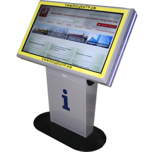 Сенсорный информационный терминал INFO-VERT-2(42)D