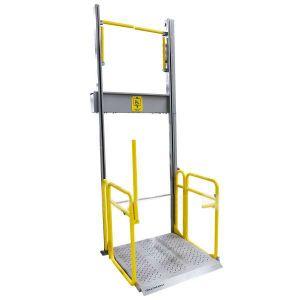 Вертикальный подъёмник ПВт-1ПУ2 1300x3000x250мм