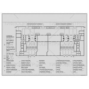 Мнемосхема на композите 321х411