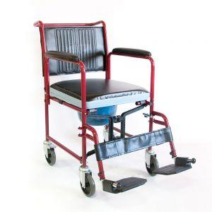 Кресло-каталка с туалетным устройством  FS 692-45