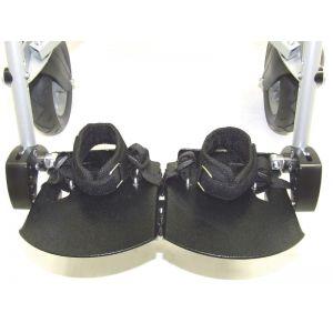 Фиксаторы голеностопа для коляски HOGGI Zip