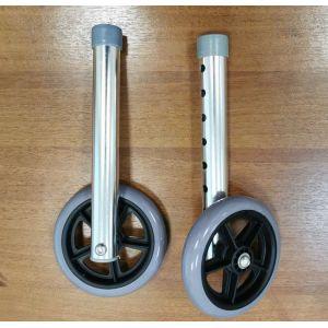 Колеса для ходунков (на ножках)