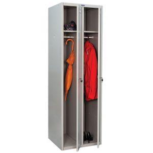 Шкаф для одежды металлический Практик МД LS(LE)-21 10251