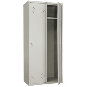 Шкаф для одежды металлический Практик МД LS(LE)-21-80 10252