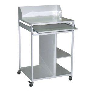 Стол компьютерный для кабинета врача СКМ-1 06252