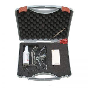 Комплект оборудования Heine Осветитель налобный LED MicroLight  J-008.31.276