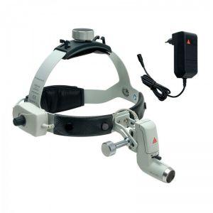 Комплект оборудования Heine Налобный осветитель ML 4 LED  J-008.31.413