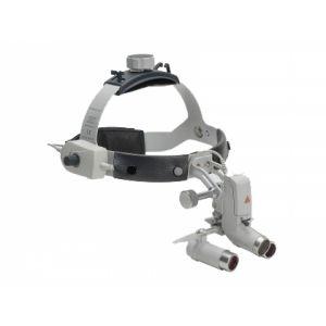 Комплект оборудования Heine Осветитель с лупами с защитным щитком S-Guard HRP 3.5х/420мм J-008.31.442