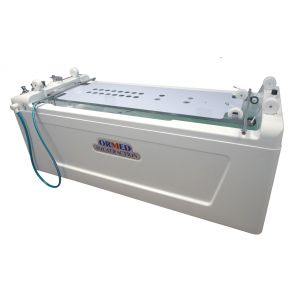Комплекс для подводного вытяжения и гидромассажа позвоночника Акватракцион