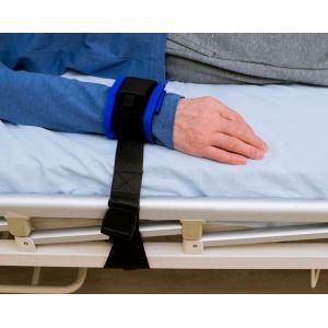 Мягкие фиксаторы для рук и ног из неопрена