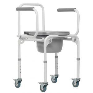 Кресло инвалидное с санитарным оснащением Ortonica TU 80