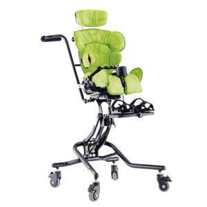 Детская инвалидная коляска Ottobock Сквигглз (на домашней раме)