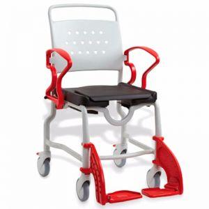 Кресло-каталка и стул для душа Rebotec Берлин (два в одном)