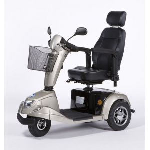 Электрическая инвалидная кресло-коляска (скутер) Vermeiren Carpo 3