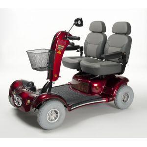 Электрическая инвалидная кресло-коляска (скутер) Vermeiren Oberon