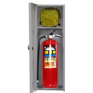 Контейнер Шанс ОП-4 (комплект с огнетушителем и самоспасателем)