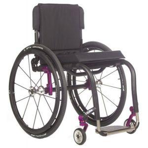 Активная инвалидная коляска Titan AERO Z TiLite LY-710 с принадлежностями