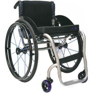 Кресло-коляска активного типа Titan Hi Lite RGK LY-710 с принадлежностями