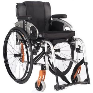 Кресло-коляска активного типа Titan Sopur Easy Life SA LY-710 с принадлежностями