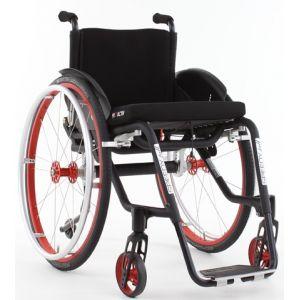 Кресло-коляска активного типа Titan SPEEDY 4all Ergo LY-710 с принадлежностями