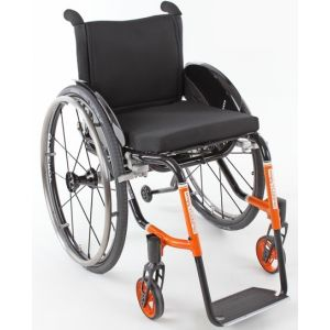 Кресло-коляска активного типа Titan SPEEDY 4you Ergo LY-710 с принадлежностями