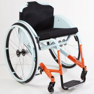 Кресло-коляска активного типа Titan SPEEDY F2 LY-710 с принадлежностями