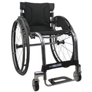 Кресло-коляска активного типа Titan Tiga Sub4 LY-710 с принадлежностями
