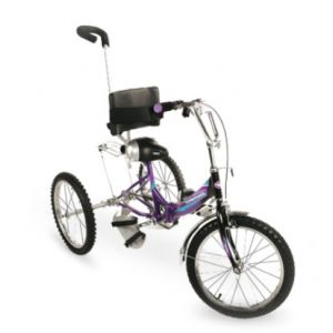 Велосипед-тренажер для подростков с ДЦП 18