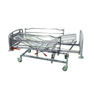 Кровать медицинская функциональная гидравлическая Vermeiren LUNA METAL