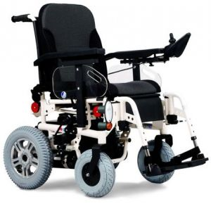Электрическая инвалидная коляска Vermeiren Squod с вертикализатором