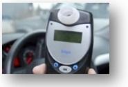 Алкотестер для предрейсовых осмотров водителей