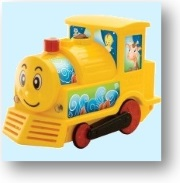 детский ингалятор паровозик