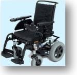 электрическая кресло-коляска с пультом