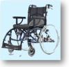 облеченная инвалидная коляска
