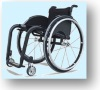 кресло коляска активного типа