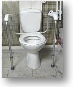 Оборудование туалетной комнаты для инвалида