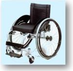 спортивная коляска для инвалидов